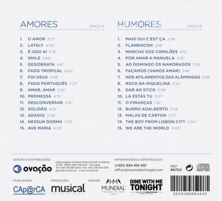 Fernando Pereira - Amores & Humores images
