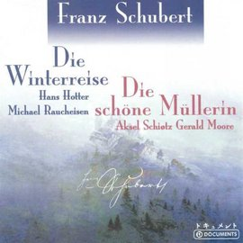 Franz Schubert - Die Winterreise (2CD) images