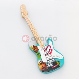 Imagens Iman Guitarra Billie Joe Armstrong - Green Day