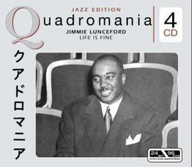 Imagens Jimmie Lunceford - Life is Fine (4CD)