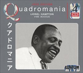 Lionel Hampton - Vibe Boogie (4 CD) images