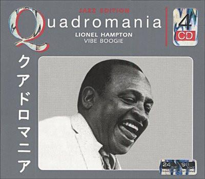 Imagens Lionel Hampton - Vibe Boogie (4 CD)