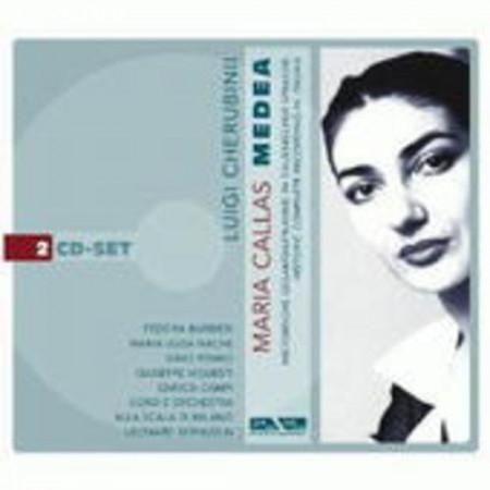 Imagens Maria Callas - Medea (2CD)