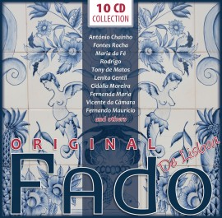 Imagens Original Fado de Lisboa (10CD)