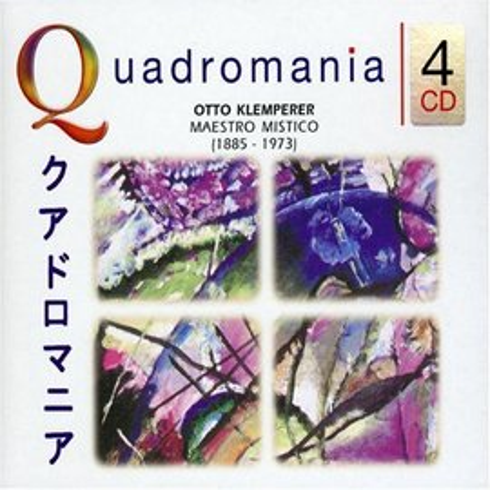 Imagens Otto Klemperer - Maestro Mistico (4CD)