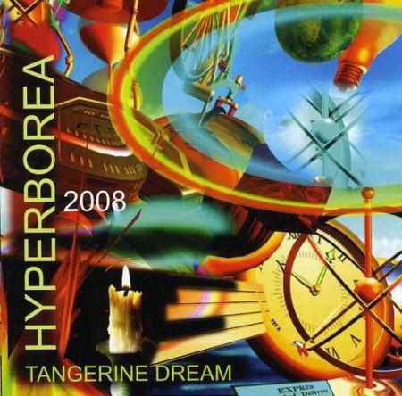 Imagens Tangerine Dream - Hyperborea