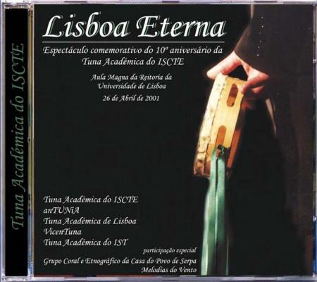 Imagens Tuna Académica ISCTE - Lisboa Eterna