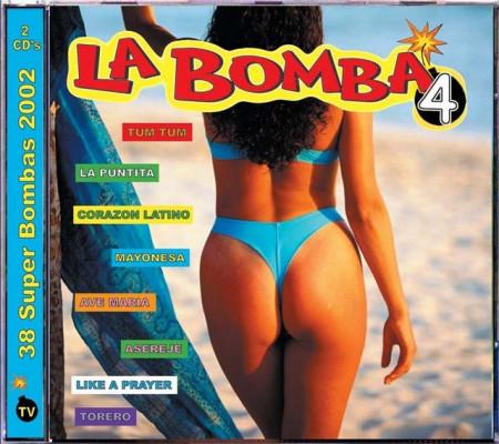 Vários - La Bomba 4 (Duplo) images