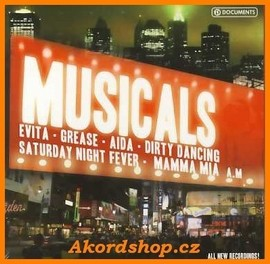 Various Artists: Great Musicals (10 CD) images