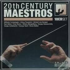 Various Artists: The 20th Century Maestros (10CD) images