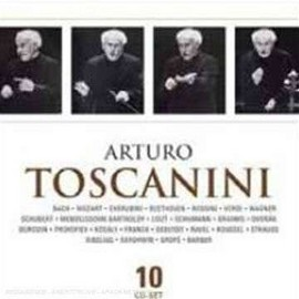 Imagens Various Composers - Maestro Arturo Toscanini (10CD)