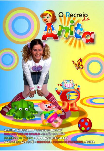 Imagens Anita - O Recreio ... (DVD)