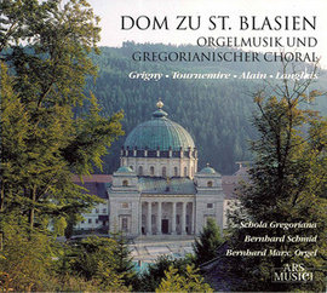 Bernhard Marx - Orgelmusik und Gregorianischer Choral images