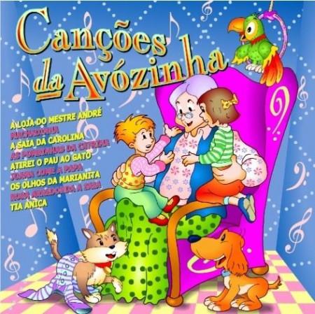 Imagens Canções da Avozinha + Os Bichinhos (2CD)