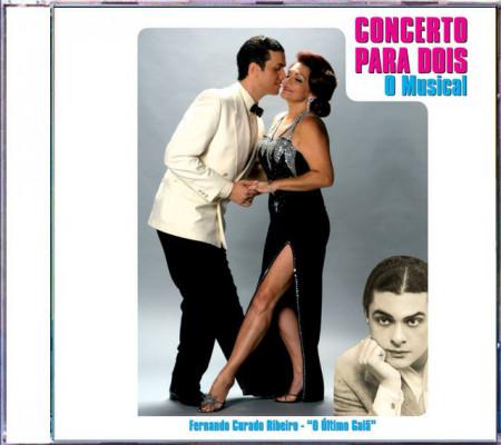 Imagens Concerto para Dois - O Musical