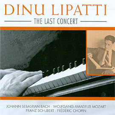 Imagens Dinu Lipatti - The Last Concert