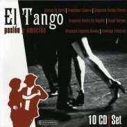 Imagens El Tango - Passion Y Emocion (10CD)