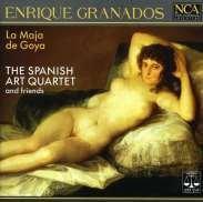 Imagens Enrique Granados - La Maja De Goya