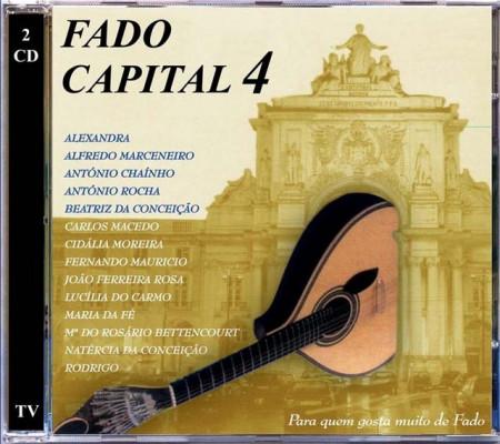 Imagens Fado Capital 4 (Duplo)