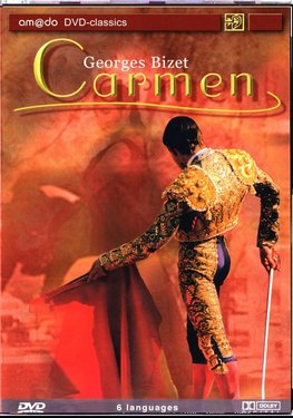 Imagens Georges Bizet - Carmen - DVD