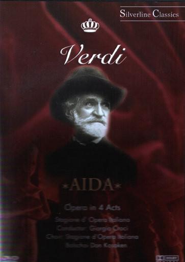 Imagens Giuseppe Verdi: Aida - DVD