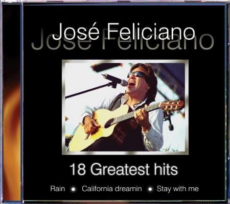 Imagens José Feliciano - 18 Greatest Hits