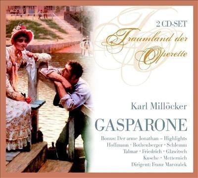 Imagens Karl Millcker - Gasparone (2CD)