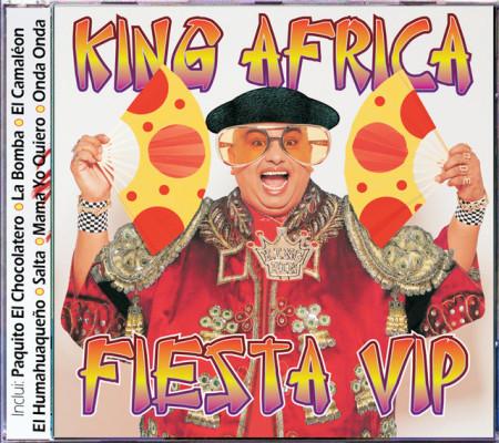 Imagens King Africa - Fiesta Vip