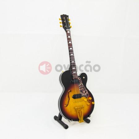 Imagens Mini-Guitarra Gibson L4 Aces - Elvis Presley