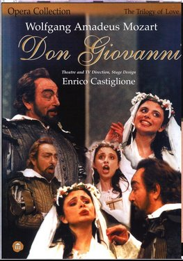 Mozart: Don Giovanni - DVD images