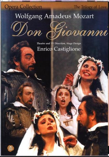 Imagens Mozart: Don Giovanni - DVD