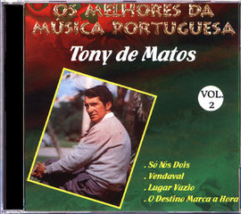 Tony de Matos - Recordando Vol.2 images