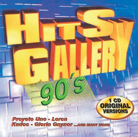 Imagens Vários - Hits Gallery 90's