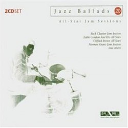 Varios - Jazz Ballads 20: All Star Jam Sessions (2CD) images