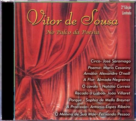 Imagens Vitor de Sousa - No Palco da Poesia
