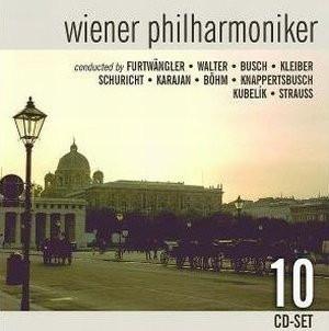 Imagens Wiener Philharmoniker (10 CD)