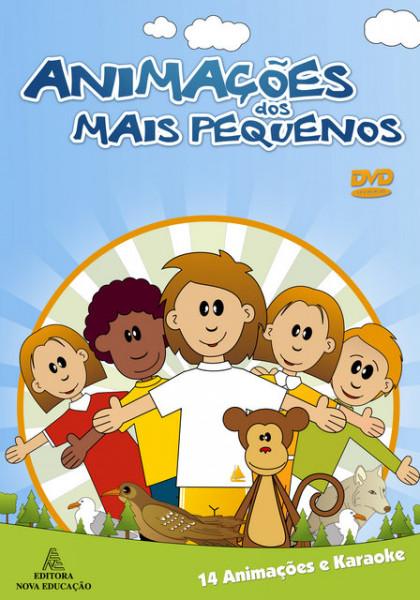 Imagens Animações dos Mais Pequenos - DVD