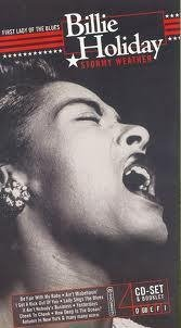 Imagens Billie Holiday - Stormy Weather (4 CD)