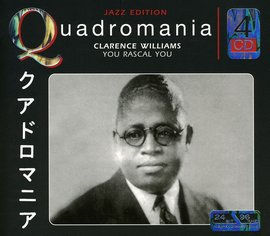 Imagens Clarence Williams: You Rascal You (4 CD)