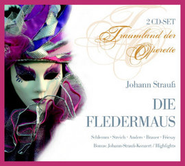 Die Fledermaus (2 CD) images