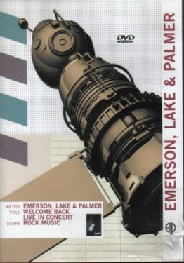 Emerson, Lake & Palmer - Welcome Back - DVD images