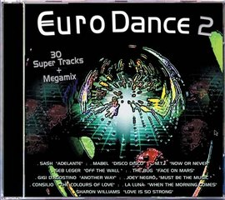 Imagens Euro Dance 2 - Varios (Duplo)