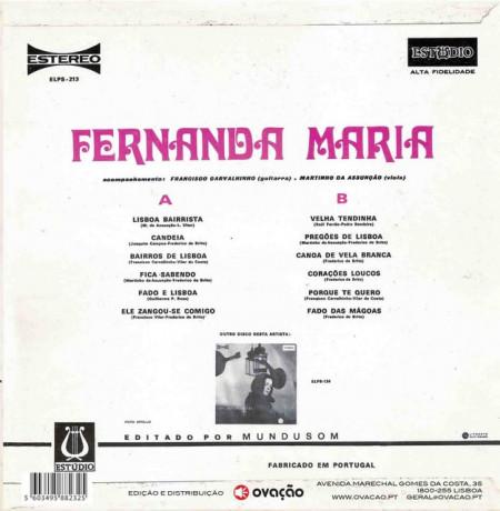 Fernanda Maria - Fados imágenes