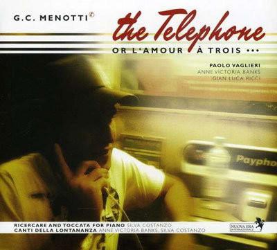 Imagens Gian Carlo Menotti - The Telephone