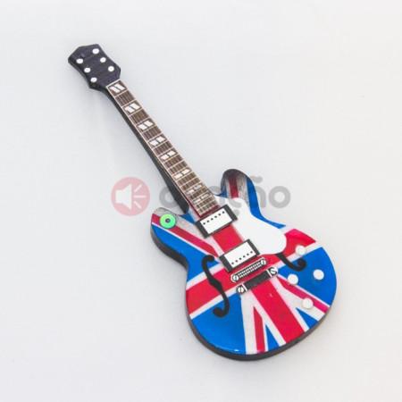 Imagens Iman Guitarra Noel Gallagher - Oasis
