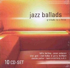 Imagens Jazz Ballads - Prelude to a Kiss (10CD)