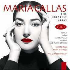 Imagens Maria Callas - The Greatest Arias (2CD)