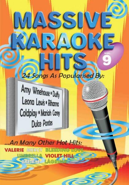 Imagens Massive Karaoke Hits 9