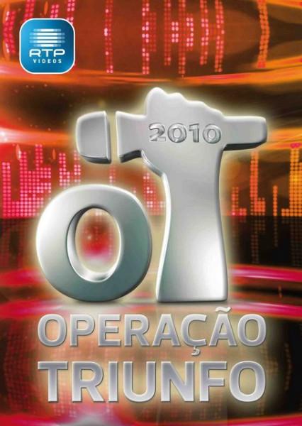 Imagens Operação Triunfo 2010 - Dvd