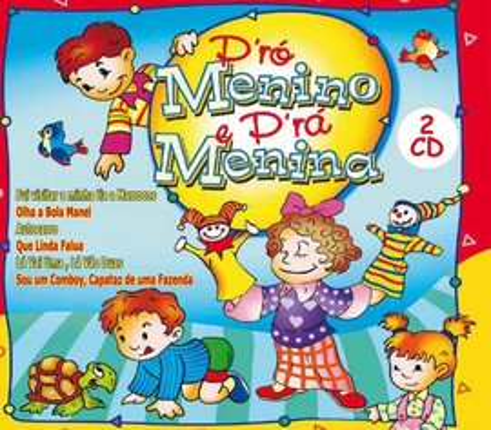 Imagens P'ró Menino e P'rá Menina